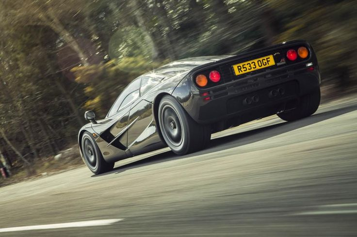 McLaren F1 up for sale - at £10million | Eurekar