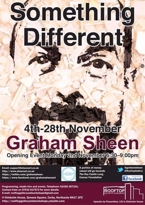 Graham Sheen poster. 2015