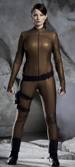 Rachel Nichols in CONTINUUM TV Series