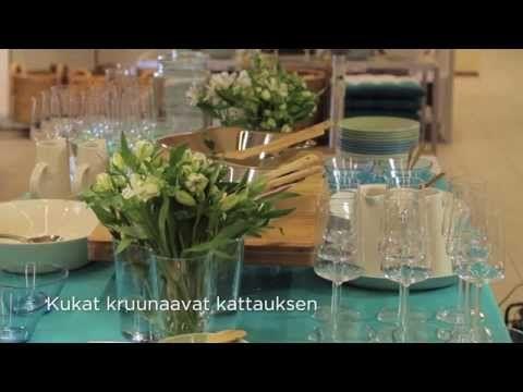Kodin1, Toimiva ja trendikäs buffetkattaus #elamanikoti