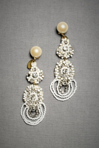 Also Very Elegant And Cute Earrings These Would Look Great For Special Occasions