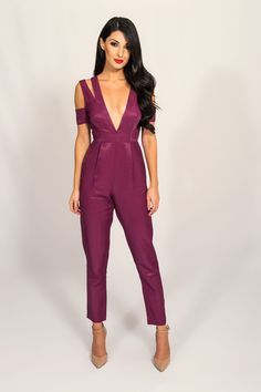 5400c899146 Gorgeous jumpsuit | Prom in 2019 | Fashion, Jumpsuit, Outfits