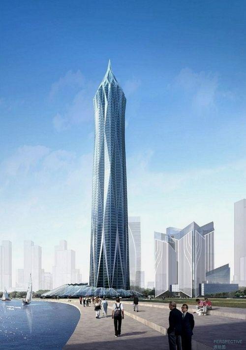 Diamond Towers - Gujarat, India