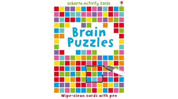 Brain Puzzles Firka-kártya (angol nyelvű játék) - ÚJDONSÁGOK - Fejlesztő játékok az Okosodjvelünk webáruházban