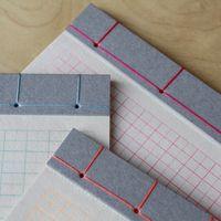 伝統の和綴じ製本を現代に。五十崎和紙の和綴じ帳「SOSO」