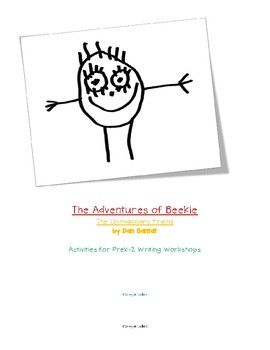"""Your students will fall in love with Beekle who is the unimaginary friend in """"The Adventures of Beekle, the Unimaginary Friend"""" written by Dan Santat. Since my girls LOVED this book, I wanted to create some fun activities to go along with the book."""