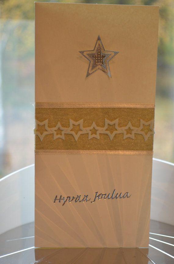 Christmas card / Joulukortti