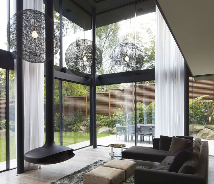 RIBA London Award 2015 Fitzroy Park House By Stanton Williams