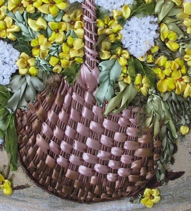 Gallery.ru / Фото #73 - Корзинки, вазочки и др. - pechka2