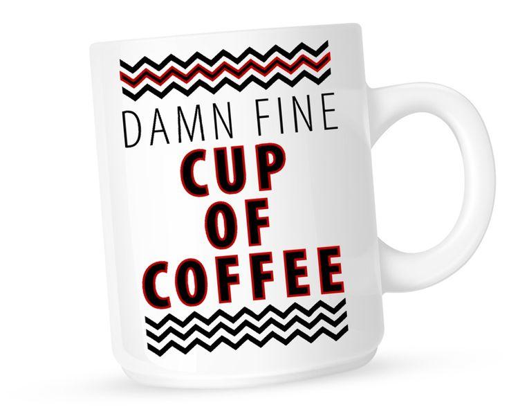 www.osobisteupominki.pl #twin peaks #coffee #mug