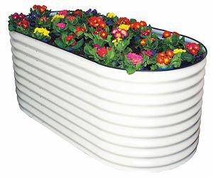 Veggies and herbs instead of flowers