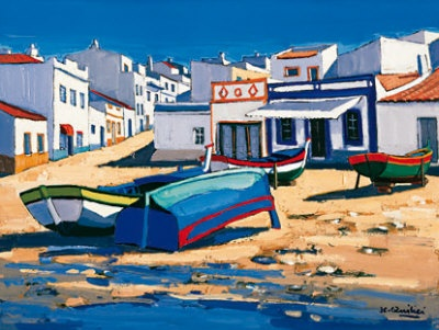 Alvor, Portugal, by Quilicy