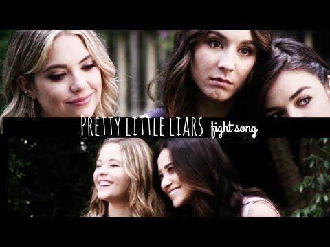 ✖  pretty little liars l  fight song