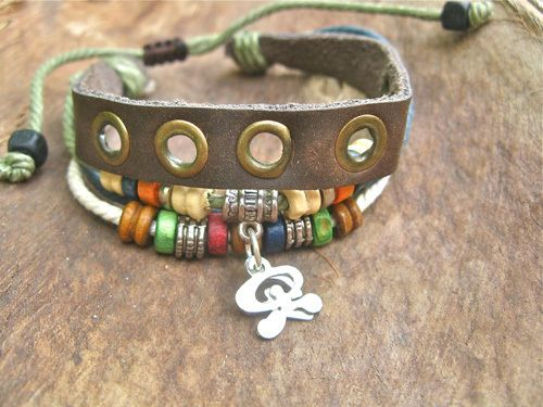 Indalo NaturalSoul bracelet ~ gemini 2. A gift of jewellery with soul - and for luck