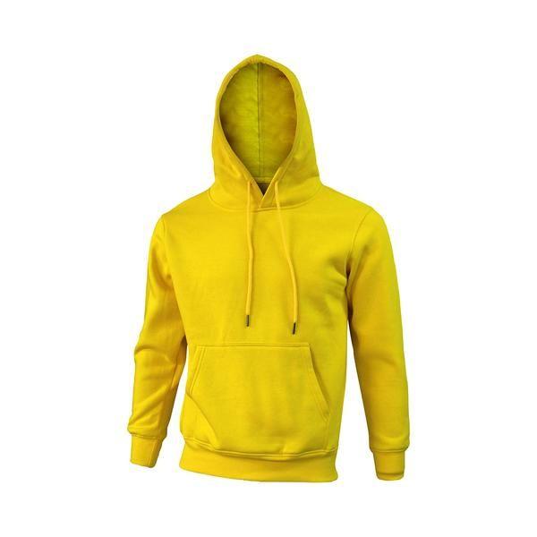 Yellow Hoodie (Unisex) // Zargara Ottawa