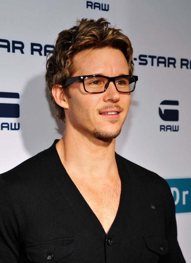 Ryan Kwanten. man, i liked him when he was on summerland. he is sooooo hot. haha