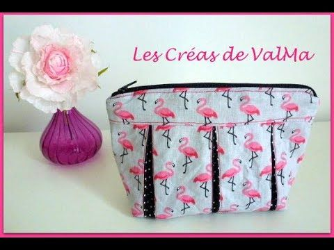 (2) Tuto Couture Madalena - Coudre un petit panier Hexagonal - YouTube