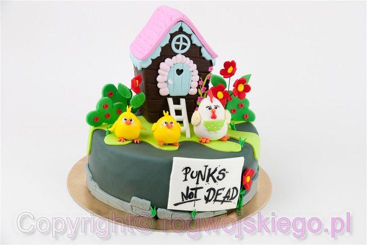 torty urodzinowe, tort na imieniny, torty firmowe, torty na 30 40 50 http://rogwojskiego.pl