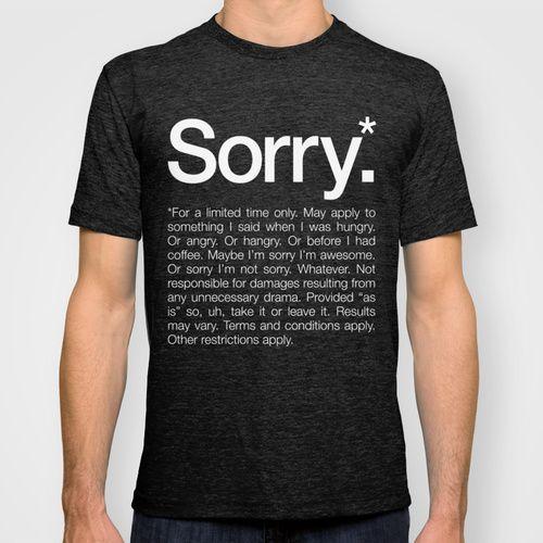 Sorry.*