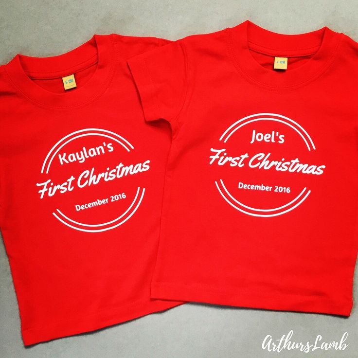 Who do you know who'll be celebrating someone's first Christmas this year??