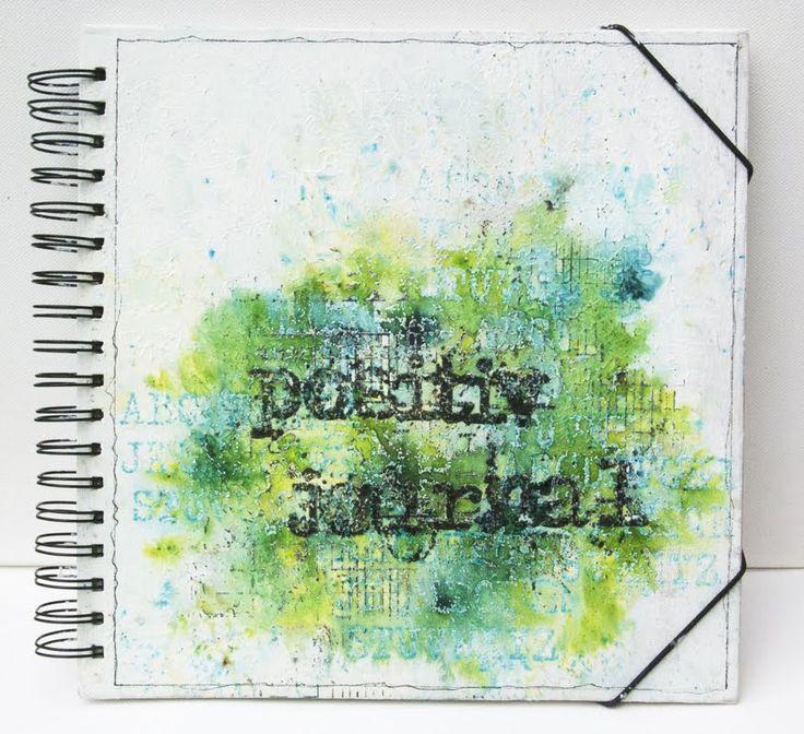Art Journal N2 : Art Journal Cover (Carabelle Studio, Aladine, Bistre & ...
