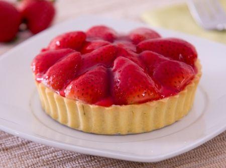 Torta de Morango -