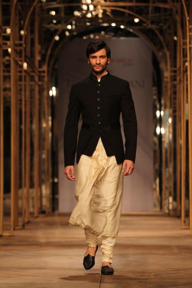 Tarun Tahiliani - Impeccable tailoring.