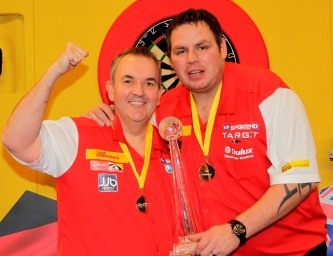 World Cup of Darts Returns for 2013