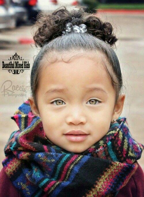 Karter Alyssa - 2 Year || African American, Caucasian, Native American & Vietnamese ❤ Follow @beautifulmixedkids on instagram WWW.STYLISHKIDSAPPAREL.COM