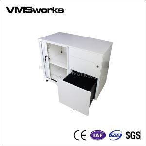 China Office Furniture,Filing Cabinet,Office File Steelcase Rolling Caddies  Cabinet System With Seat