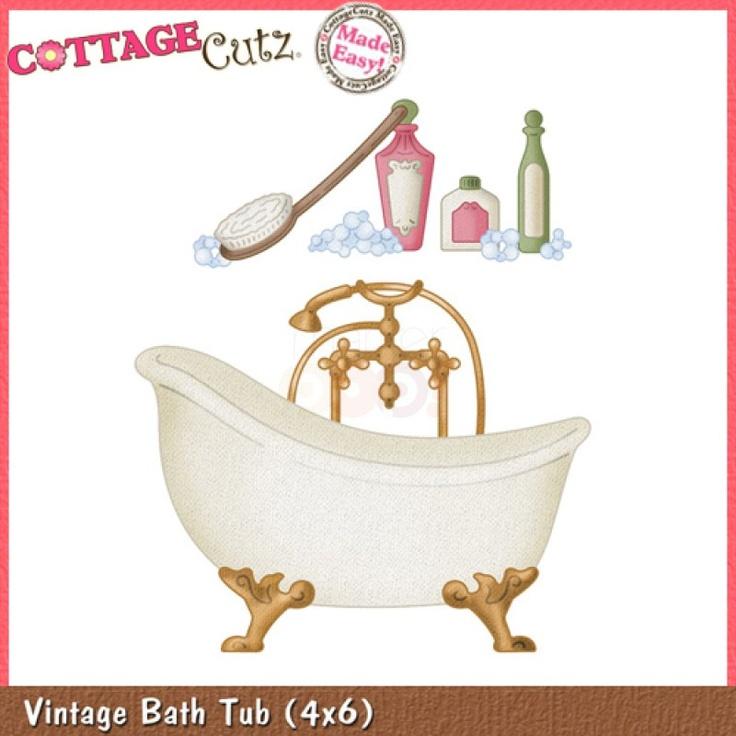 17 Best Images About Vintage Bath Tubs On Pinterest