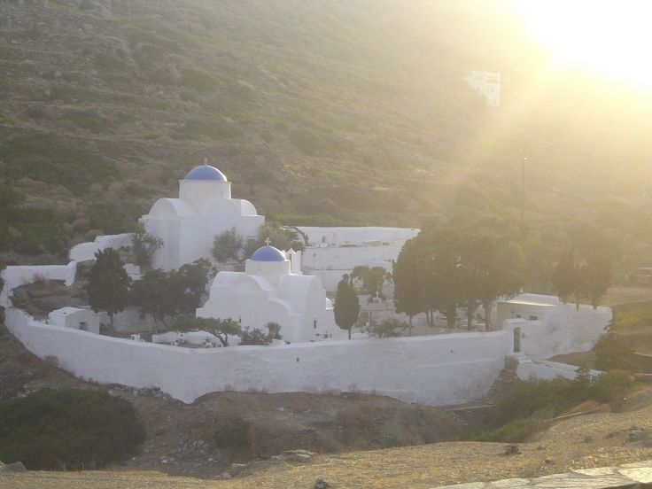 My Love#Sifnos Island in Cyclades Greece#Sunset in Sifnos#