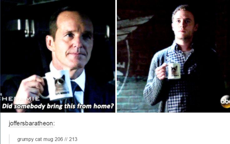 Why am I not surprised that it was Fitz?