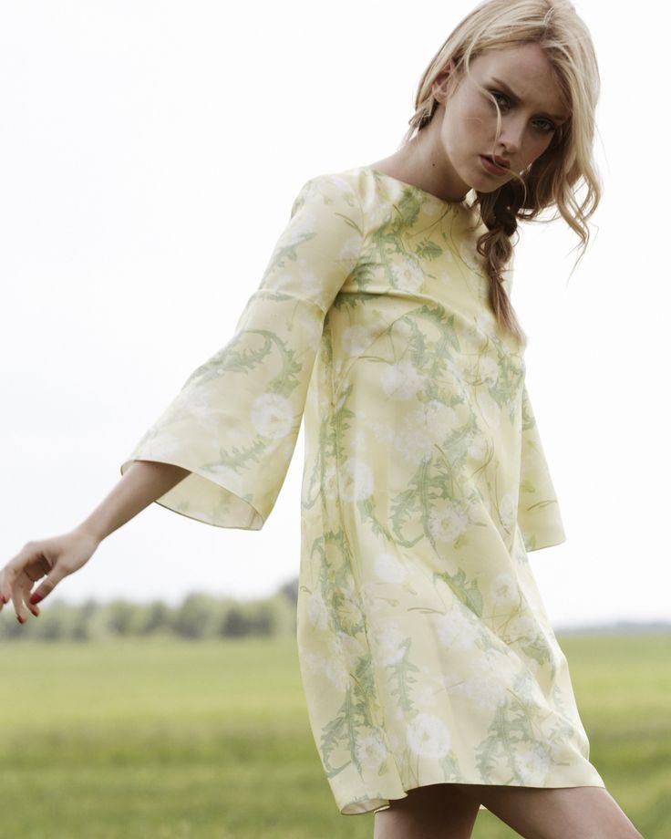 """Lookbook TOPBRANDS """"Summer dress"""" посвящен летней моде, естественной красоте и природной женственности. На модели платье A la russe #topbrands #style #fashion #alarusse"""