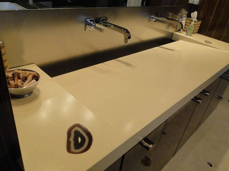 Solid surface. 1000  images about concrete counter top on Pinterest   Custom