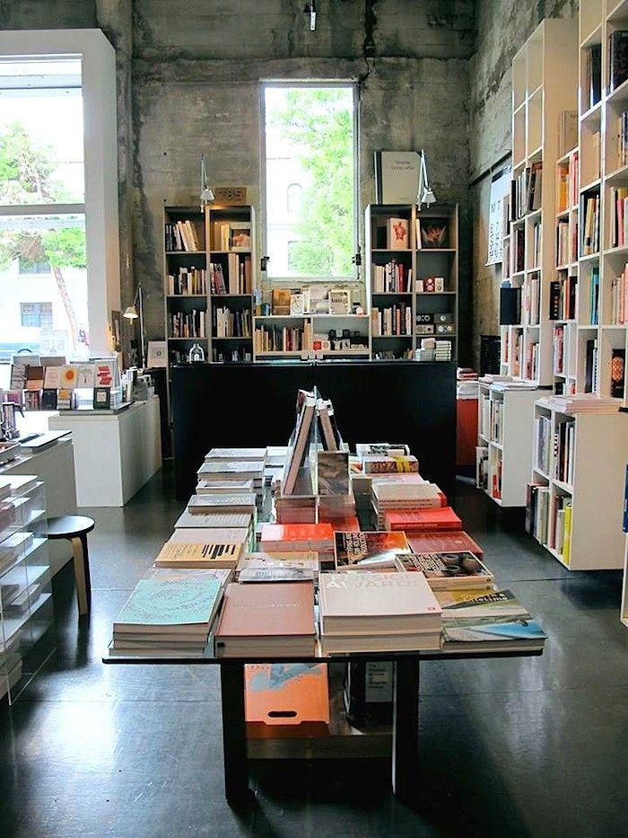 Peter Miller Books, Seattle--Remodelista