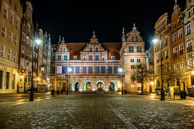 Poland, Gdansk - Old Town / Polska, Gdańsk - stare miasto