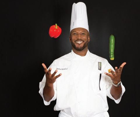 Chef Robert Rainford: Turning up the heat in Centennial's kitchens.