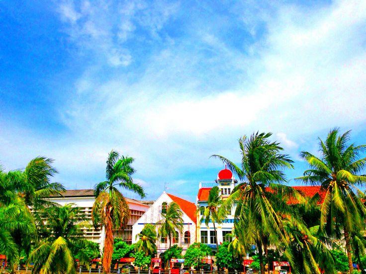 The old town of Batavia [Djakarta, 27 December 2013]