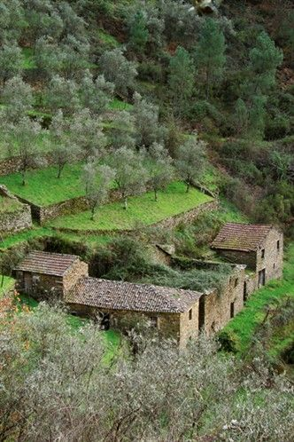 aldeias do xisto - Lousâ - Portugal