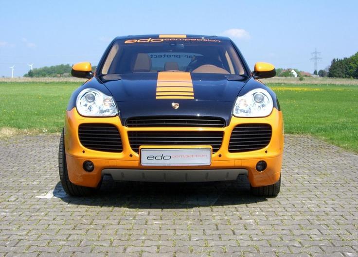 2005 Edo Porsche Cayenne Turbo Edo Pinterest Porsche Gt R And