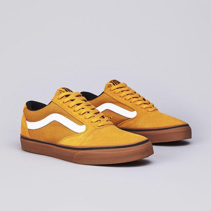 Flatspot - Vans TNT 5 Mustard / Gum