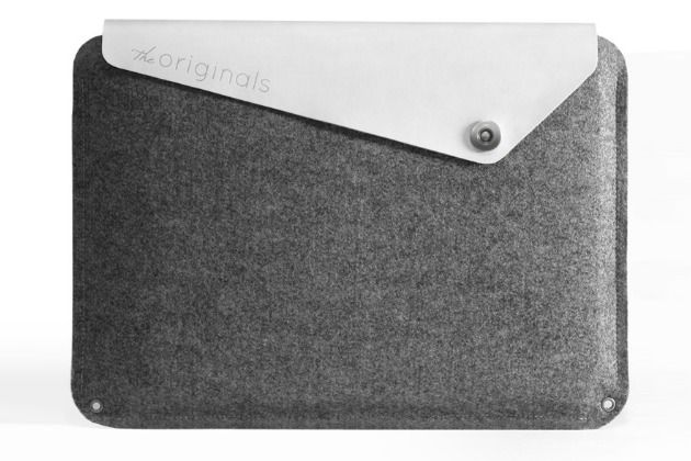 "Mujjo MacBook Air 13"" Sleeve White"