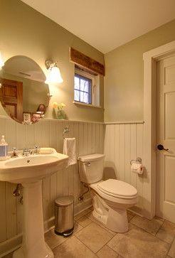 Old Farmhouse Addition - traditional - bathroom - columbus - RTA Studio