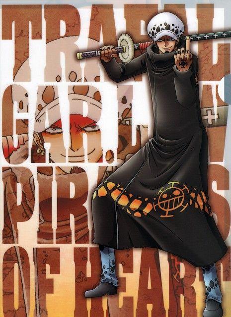 Luffy x Law LOVE