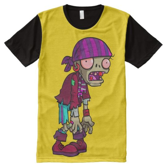 ZOMBIE All-Over-Print SHIRT