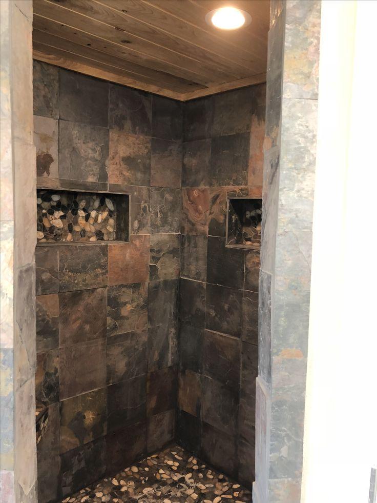 Best 25 Slate Shower Ideas On Pinterest Slate Bathroom