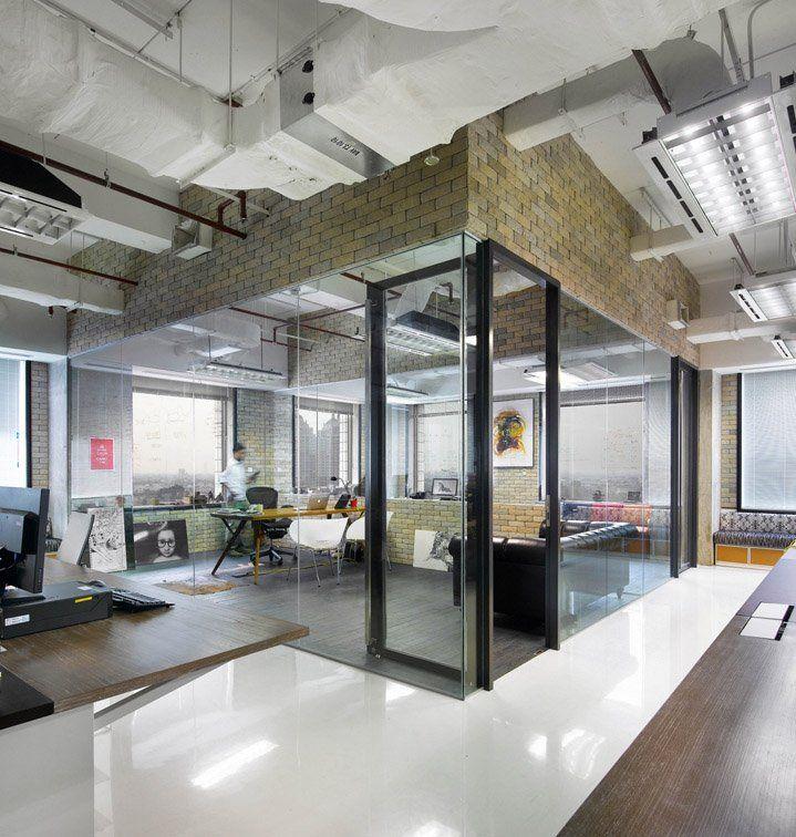 peaceful creative office space. Bates 141 Office By M Moser Associates, Jakarta Design Peaceful Creative Space E