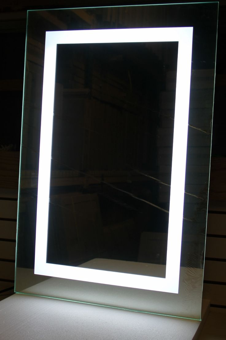 Lighted Image presents this simplistic and contemporary LED Bordered Illuminated Mirror - Large with a continuous line of white LED's. This popular LED mirror also has built in bluetooth speakers and is the larger version of our LED Bordered Illuminated Mirror (Sku: LI-LED2, LI-LED2-D and LI-LED2-B) and is perfect for personal grooming applications. With bluetooth speakers built in to the LED mirror you can listen to music or anything else through your bluetooth capable device; except calls.