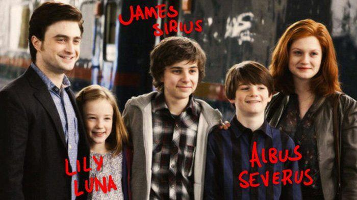 8 Fakta Lanjutan Film Harry Potter yang Belum Pernah Kamu Ketahui, Ini Nama Ketiga Anaknya